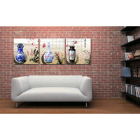 Mass production decoration original abstract wall art oil paintings