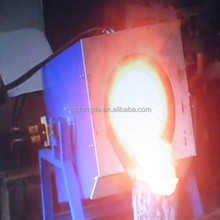 IGBT Induction non-ferrous metal melting furnace processing