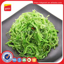 OEM Dalian Gaishi Wholesale Frozen Seasoned Seaweed Salad