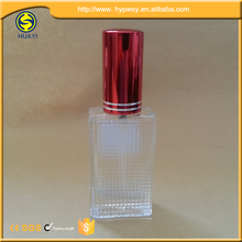 Cheap Square perfume glass bottle