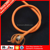 hi-ana cord1 SEDEX Factory Colorful fashion elastic rubber cord