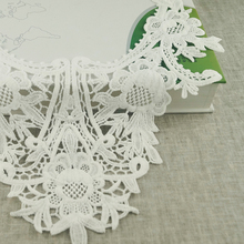 Fashion Design Cotton Crochet Collar Lace for Dresses
