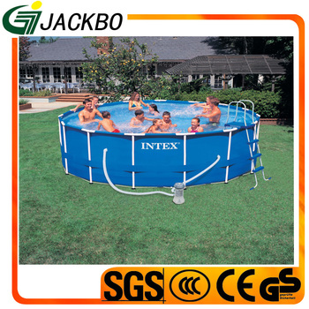 2016 China Supplier Backyard Swimming Pool Intex Adult Swimming Pool For Sale