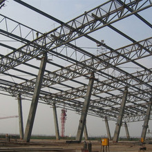 High Quality Steel Structure Space Tube Truss