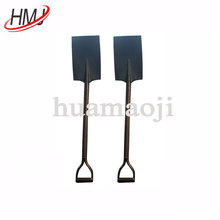 Quality supply building construction hoe half round shovel