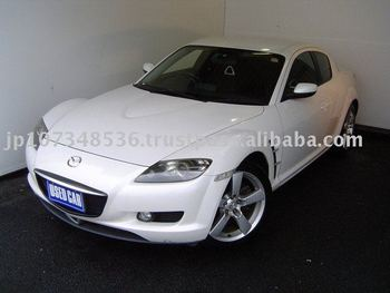 MAZDA 2003 RX-8 type S Japanese used cars RHD 92000km