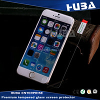 colourful tempered glass screen protector for iphone 6 blue films animal