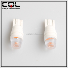 China manufacturer t10 led canbus with best quality and low price,T10 led signal light with lens,T10 led brake light