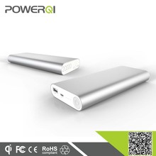 portable 20000mah power bank qc2.0 charging fast charger for Samsung galaxy note5 cellphone