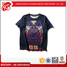 china manufacture hot sale eagle wholesale clothing eagle t shirts printing rock eagle t shirts