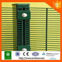 Perimeter fence security, 358 security fencing spikes