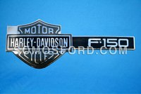 Ford Emblems Decal Model YL3Z-16720-AA