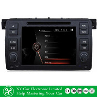 7Inch GPS navigation digital HD digital in-dash car GPS DVD player, with TV,radio, bluetooth, iPOD for BMW E46 XY-for BMW E46