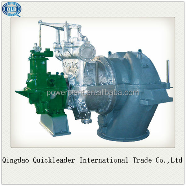 Best quality solar thermal power plant small steam turbine kw
