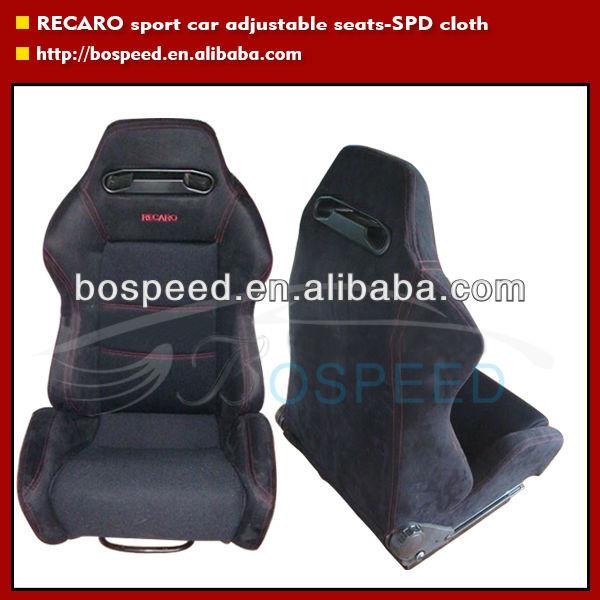 Seat recaro asientos deportivos spd asientos de coche for Silla oficina recaro