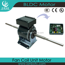 three speed brushless <strong>DC</strong> motor for fan coil unit