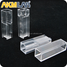 AKMLAB Disposable Plastic Spectrometer Cuvette Manufacturer