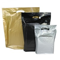 HDPE Die Cut Punch Plastic Gift Bag Wholesale