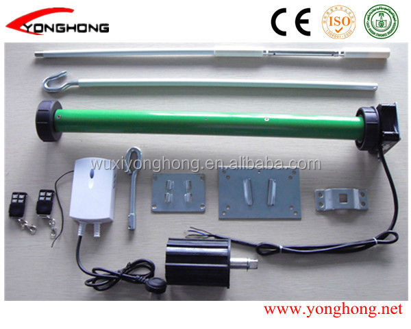 tubular motor for roll up door