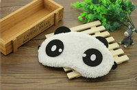 Cartoon panda ice patch/ eye mask, cold hot compress to alleviate eye mask