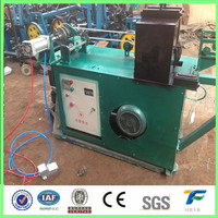 low price stitching wire flattening machine/ stitching wire flattening making machine