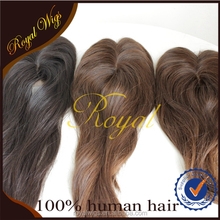 New Arrival!! Silk Top Best Virgin Human Hair Topper, Closure, Closure for Making Jewish Wig