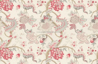 brocade calico fabric