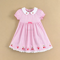 Wholesale facotry children clothes wholesale children's boutique clothing wholesale girls dresses