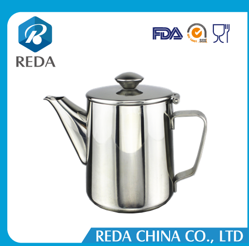Tea / milk pitcher stainless steel water jug With a lid