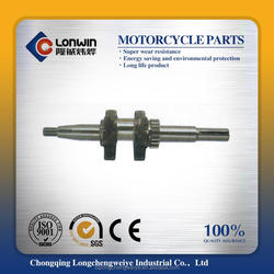 Motorcycle+ factory price crankshaft for suzuki 474 china supplier