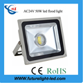 ip66 50 watt 24 volt outdoor led flood light
