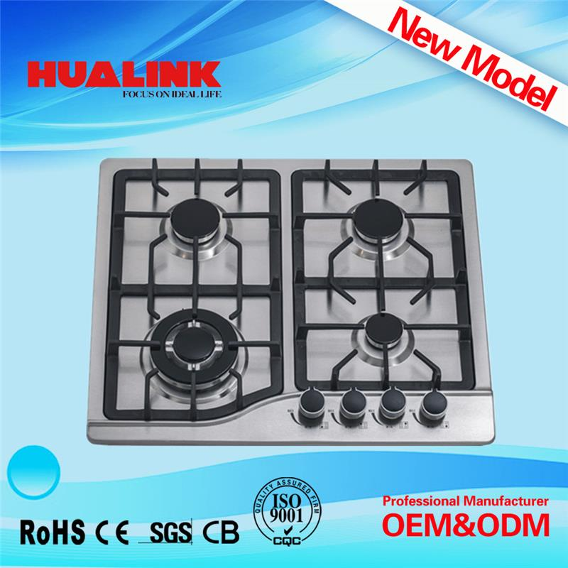 Cooktop dvd burner types