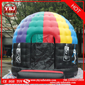 2017 cheap popular inflatable disco dome bounce house for sale, inflatable disco dome ,inflatable disco dome