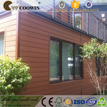 Fire rated exterior WPC facade cladding material