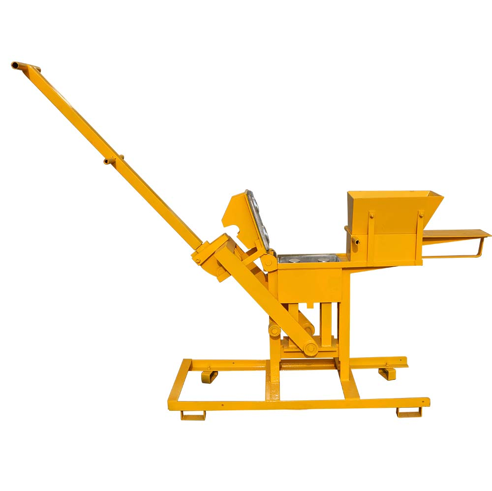 What is the price of stabilized brick manual machine FL1-40 clay brick machines plant in Kenya