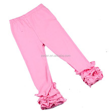 Wholesale icing pants baby girls icing ruffle pants