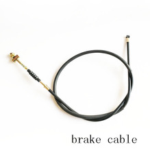 High Quality Motorcycle Spare Parts CG125 Motorcycle Cable