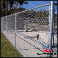 Animal cages making cheap wire mesh fence chain link