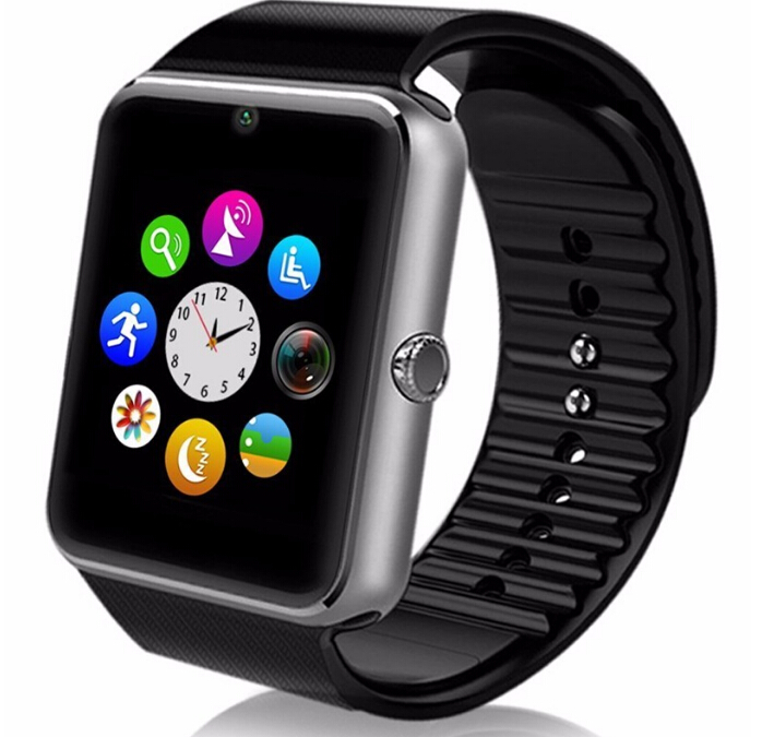 Cheap Smart Watch Hot Selling GT08 Smartwatch Smart Watch For iPhone 6 For Samsung For Phone