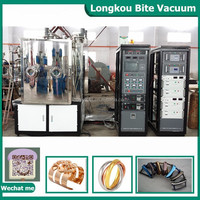 PVD hair drier blower vacuum plating machine/PVD Vacuum Plating Machine For Musical Instruments