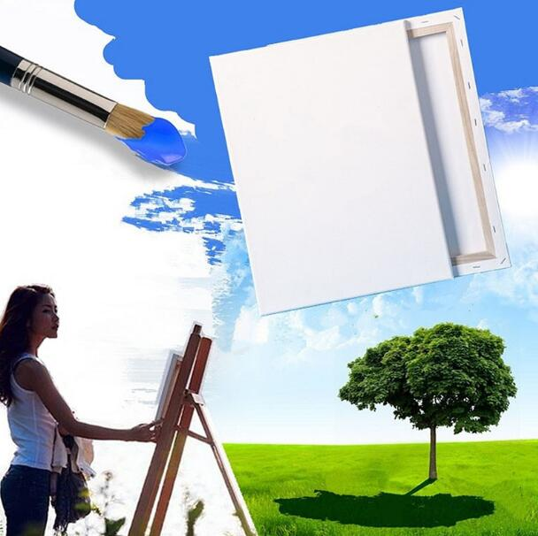 Wholesale Inkjet Digital Printed Printing Stretched Blank Art Painting Canvas