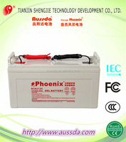 Best price and long life design deep cycle 12V solar battery