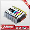 For canon ink cartridges 251 PGI250 CLI251 for canon MG5420/MG5422/MG5520/MG5522/MG5620