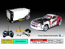 1:14 4CH 4WD RC Drift 44 Car PVC Shell High Speed