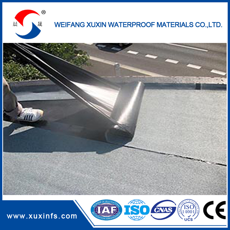 Competitive pirces & high quality self adhesive aluminum bitumen roofing sealing
