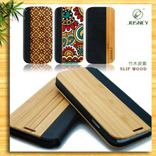2014 hot selling flip leather case cover for samsung galaxy s5 case