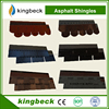 china cheap low price asphalt shingle roofing fiberglass soft roof tile