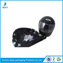 Promotional eco friendly modern travel bicycle helmet bag
