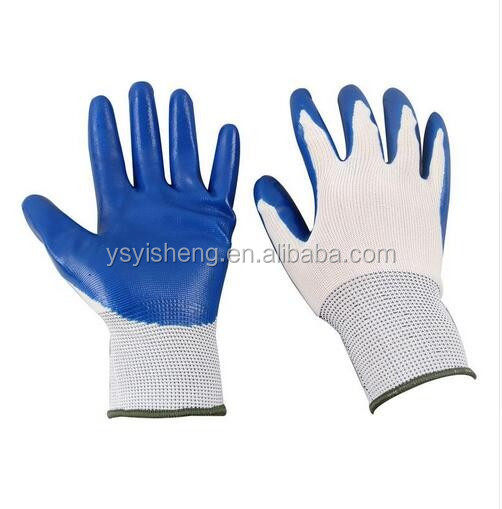 Best Nitrile Coated Nitrile <strong>Gloves</strong> from Industrial Use