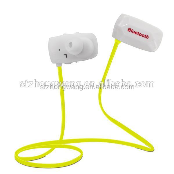 Wireless hidden stereo invisible bluetooth earpiece mini earphone